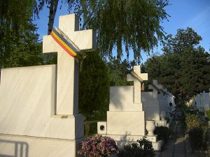 Cimitirul Eroilor Martiri ai Revolutiei Romane anti-comuniste din decembrie 1989