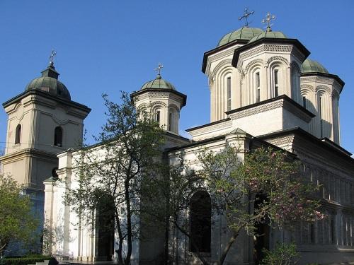 Biserica Sfânta Treime, Mănăstirea Radu Vodă